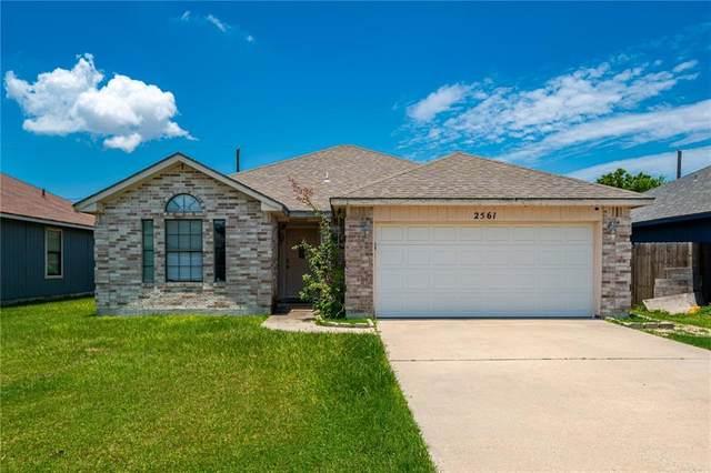 2561 Raintree, Ingleside, TX 78362 (MLS #383681) :: KM Premier Real Estate