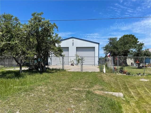 715 S Kossuth Street, Rockport, TX 78382 (MLS #383700) :: RE/MAX Elite Corpus Christi