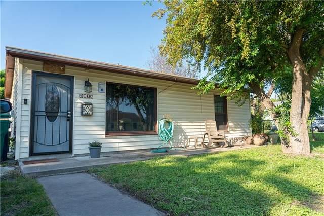 2018 Sherman Street, Corpus Christi, TX 78416 (MLS #383703) :: South Coast Real Estate, LLC