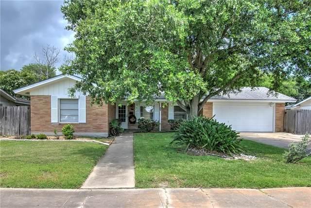 526 Handover Drive, Corpus Christi, TX 78412 (MLS #384767) :: RE/MAX Elite Corpus Christi