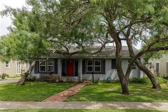 325 Primrose Drive, Corpus Christi, TX 78404 (MLS #384768) :: South Coast Real Estate, LLC