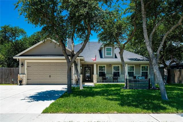 2415 Country Oaks, Ingleside, TX 78362 (MLS #384771) :: KM Premier Real Estate
