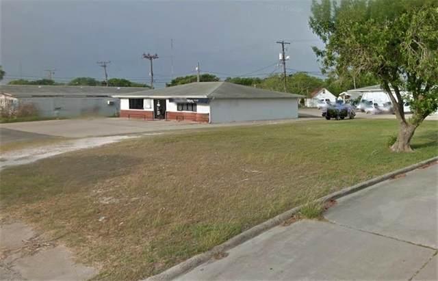 415 S Main, Ingleside, TX 78362 (MLS #384772) :: KM Premier Real Estate