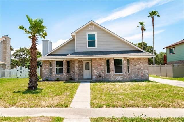 2214 Bird Island Drive, Corpus Christi, TX 78418 (MLS #384780) :: RE/MAX Elite Corpus Christi