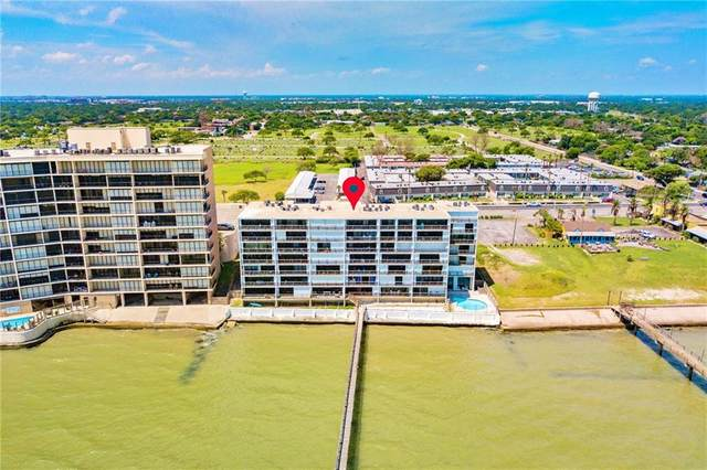 4334 Ocean #406 Drive, Corpus Christi, TX 78404 (MLS #384787) :: RE/MAX Elite Corpus Christi