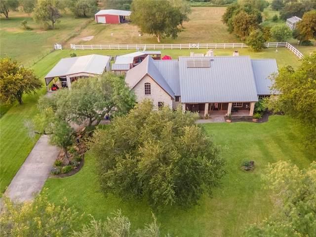 21020 Donegal Street, Mathis, TX 78368 (MLS #384832) :: KM Premier Real Estate