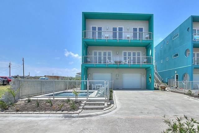 3307 On The Beach Drive, Port Aransas, TX 78373 (MLS #384846) :: RE/MAX Elite Corpus Christi