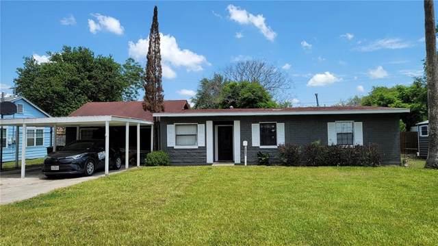 1243 E 5th Street, Alice, TX 78332 (MLS #384848) :: RE/MAX Elite Corpus Christi