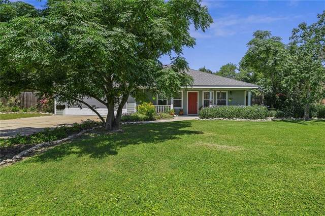 1104 Oak Avenue, Rockport, TX 78382 (MLS #384850) :: RE/MAX Elite Corpus Christi