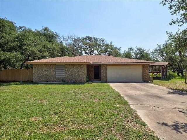 122 Greenway Lane, Rockport, TX 78382 (MLS #384878) :: RE/MAX Elite Corpus Christi