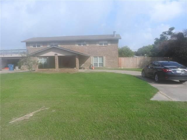 445 Sunset, Ingleside, TX 78362 (MLS #384880) :: KM Premier Real Estate