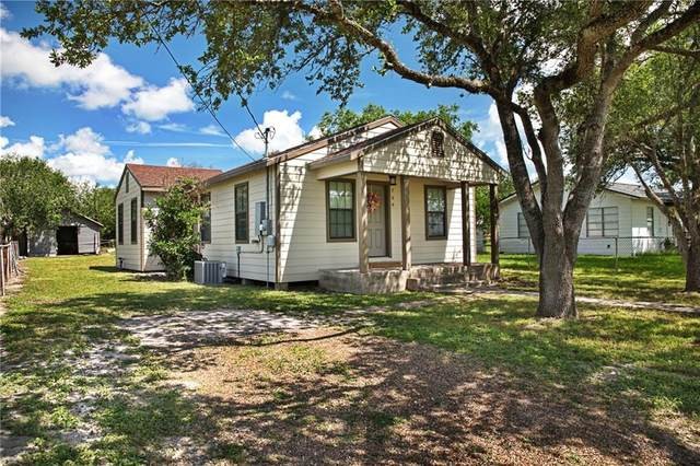 706 S Leona Street, Orange Grove, TX 78372 (MLS #384886) :: KM Premier Real Estate