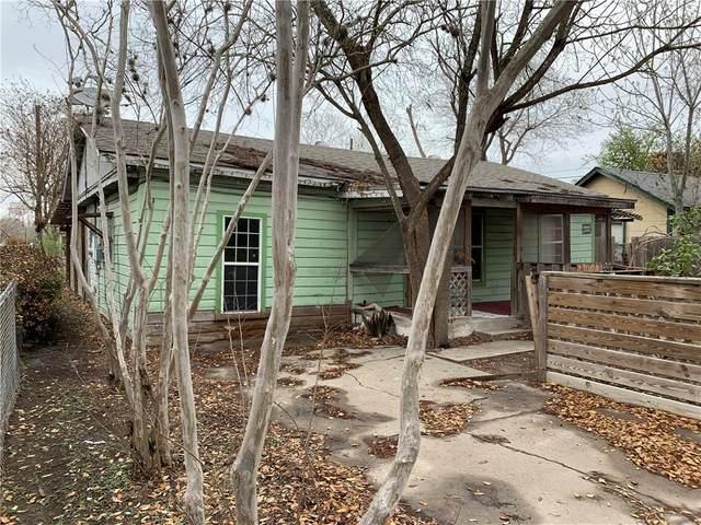 609 Beckham Avenue, Alice, TX 78332 (MLS #384908) :: RE/MAX Elite Corpus Christi