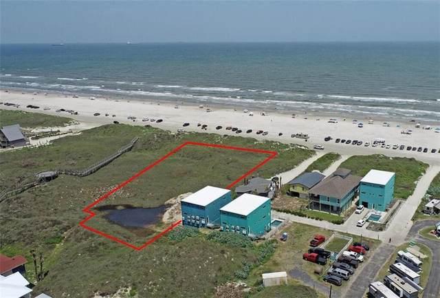 K,L,M On The Beach Drive, Port Aransas, TX 78373 (MLS #384921) :: RE/MAX Elite Corpus Christi