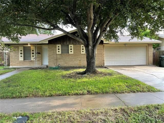 6221 Hanley Drive, Corpus Christi, TX 78412 (MLS #384952) :: RE/MAX Elite Corpus Christi