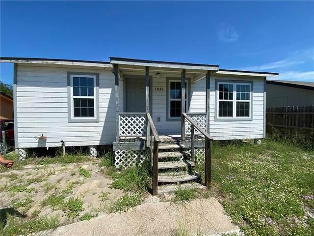 1034 S 10th Street, Aransas Pass, TX 78336 (MLS #384968) :: KM Premier Real Estate