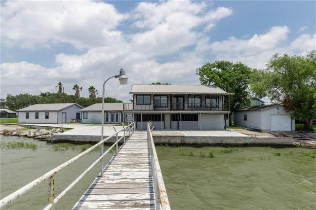 117 Sunset Drive, Mathis, TX 78368 (MLS #384973) :: KM Premier Real Estate