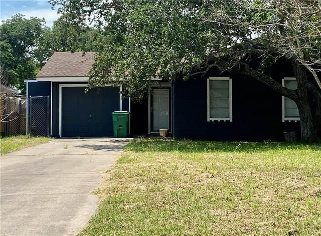 318 N Houston Street, Aransas Pass, TX 78336 (MLS #384975) :: RE/MAX Elite Corpus Christi