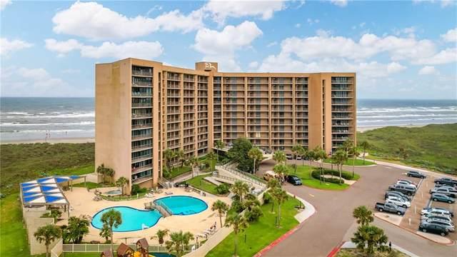 6649 Seacomer Drive #707, Port Aransas, TX 78373 (MLS #384980) :: RE/MAX Elite Corpus Christi