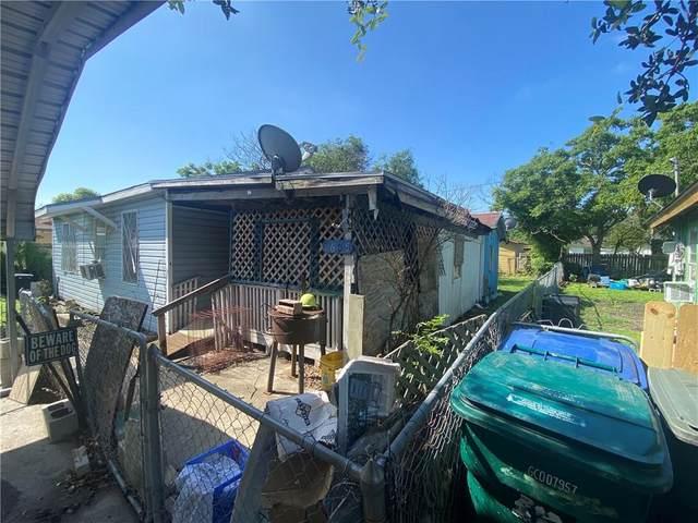 1605 Chula Vista Street, Corpus Christi, TX 78416 (MLS #385017) :: South Coast Real Estate, LLC