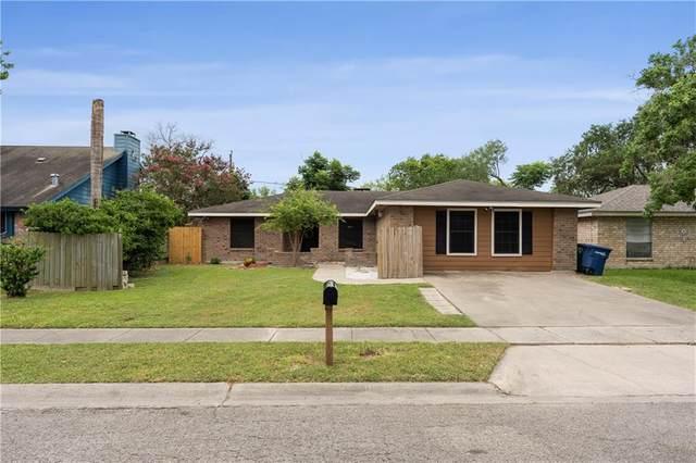 10901 Eastwood Drive, Corpus Christi, TX 78410 (MLS #385034) :: KM Premier Real Estate