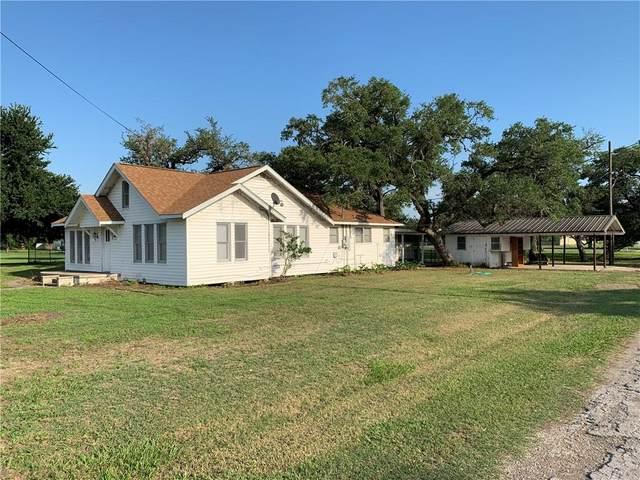 800 Burton Street, Woodsboro, TX 78393 (MLS #385107) :: South Coast Real Estate, LLC