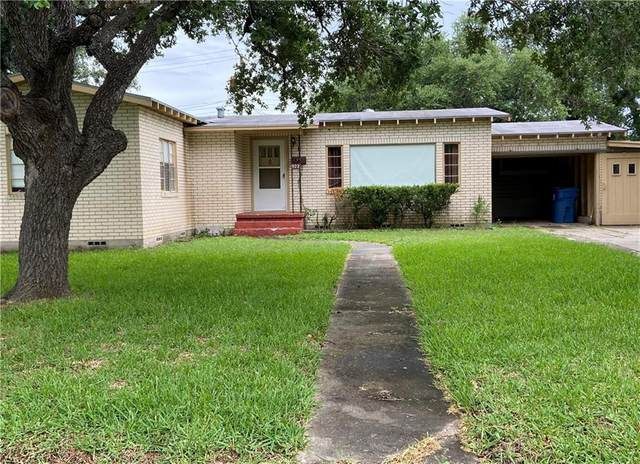 922 E Main Street, Sinton, TX 78387 (MLS #385274) :: South Coast Real Estate, LLC