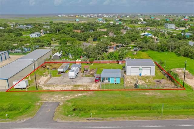 6573 Highway 35N Highway N, Rockport, TX 78382 (MLS #385290) :: KM Premier Real Estate