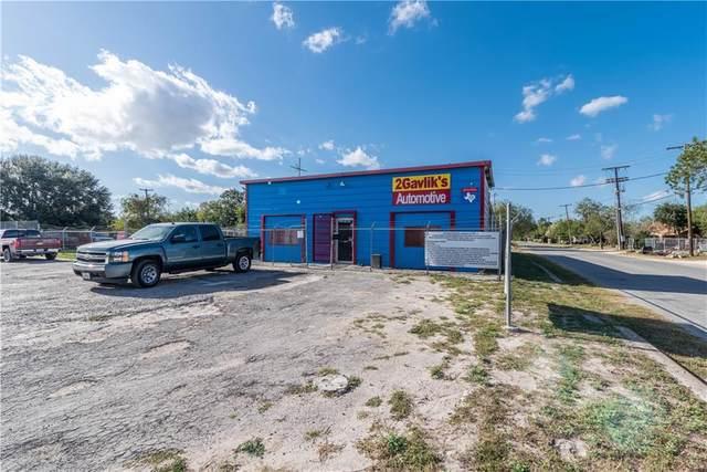 623 N Front Street N, Mathis, TX 78368 (MLS #385366) :: RE/MAX Elite | The KB Team