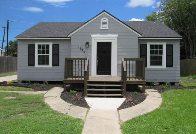 1190 Florida Avenue, Corpus Christi, TX 78404 (MLS #385387) :: KM Premier Real Estate