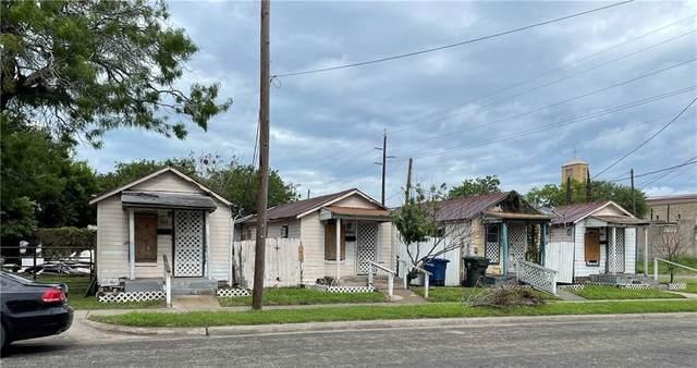 801-807 18th Street, Corpus Christi, TX 78405 (MLS #385433) :: RE/MAX Elite   The KB Team