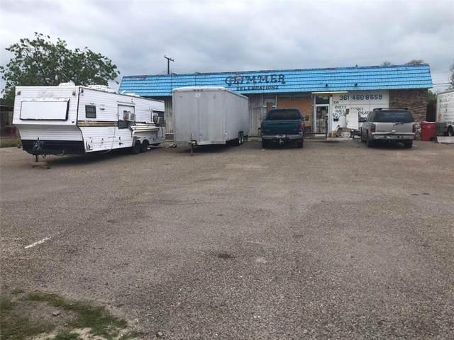 336 W Avenue J, Robstown, TX 78380 (MLS #385555) :: South Coast Real Estate, LLC