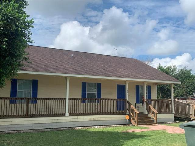 1024 Webb Street, Alice, TX 78332 (MLS #385628) :: KM Premier Real Estate