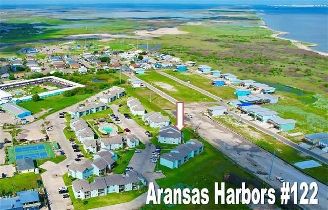 230 Cut Off Rd #122, Port Aransas, TX 78373 (MLS #385708) :: South Coast Real Estate, LLC