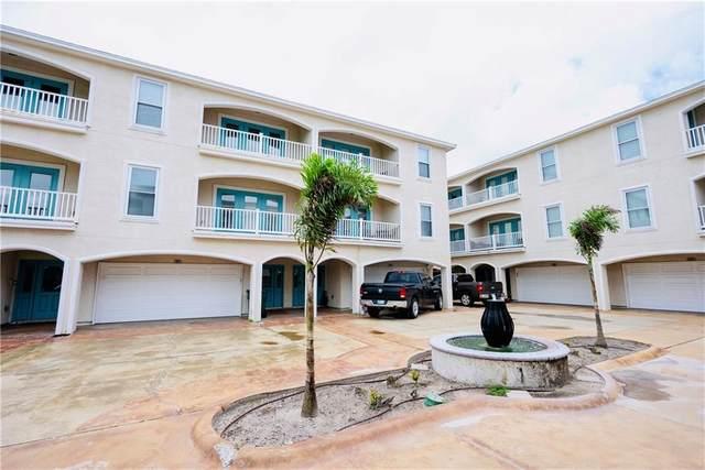 14422 Verdemar Drive #102, Corpus Christi, TX 78418 (MLS #385717) :: RE/MAX Elite | The KB Team