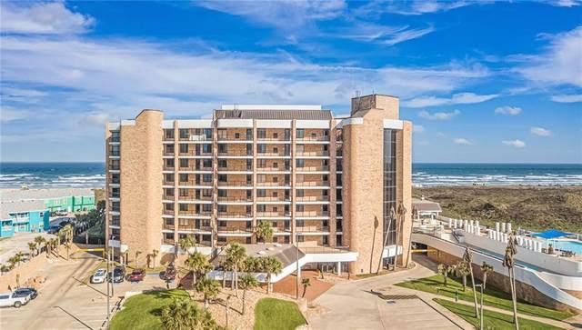 720 Access Road 1-A #814, Port Aransas, TX 78373 (MLS #385835) :: RE/MAX Elite Corpus Christi