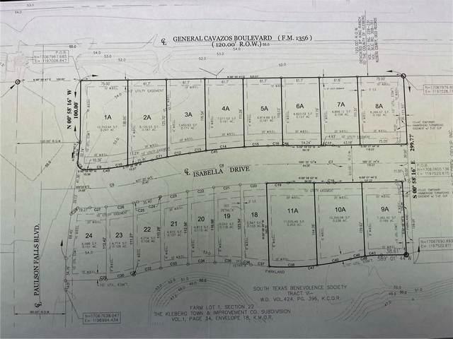 2134 Isabella Drive, Kingsville, TX 78363 (MLS #385900) :: KM Premier Real Estate