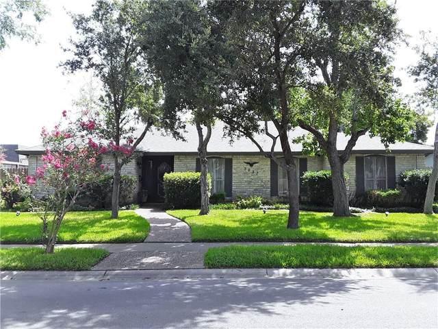 5057 Cascade Drive, Corpus Christi, TX 78413 (MLS #385906) :: South Coast Real Estate, LLC