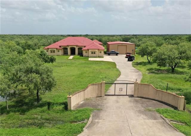 415 Cr 2111, Alice, TX 78332 (MLS #385924) :: KM Premier Real Estate