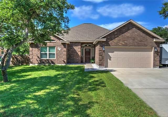 2086 Mooney, Ingleside, TX 78362 (MLS #385926) :: KM Premier Real Estate