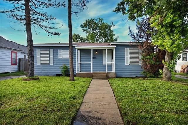 438 Clark Drive, Corpus Christi, TX 78415 (MLS #385952) :: RE/MAX Elite | The KB Team