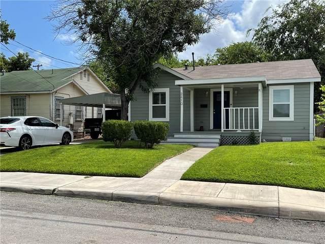2410 Saint Anthony Avenue, San Antonio, TX 78210 (MLS #385972) :: RE/MAX Elite Corpus Christi