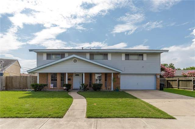 1009 Nile Drive, Corpus Christi, TX 78412 (MLS #386053) :: KM Premier Real Estate
