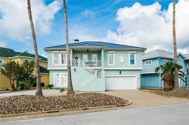 104 Bay Harbor Drive, Aransas Pass, TX 78336 (MLS #386061) :: KM Premier Real Estate