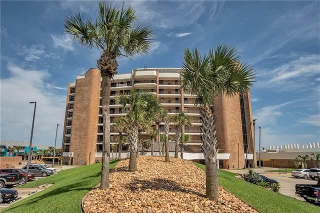 720 Access Road 1-A #612, Port Aransas, TX 78373 (MLS #386092) :: KM Premier Real Estate