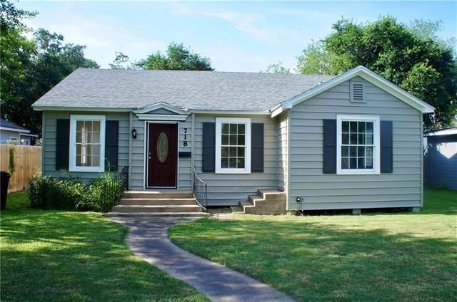 718 W Henrietta Avenue, Kingsville, TX 78363 (MLS #386107) :: KM Premier Real Estate