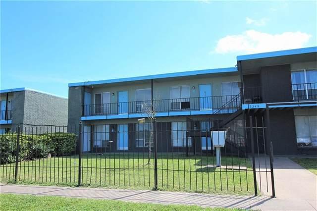 3249 S Staples Street #8, Corpus Christi, TX 78401 (MLS #386129) :: RE/MAX Elite | The KB Team