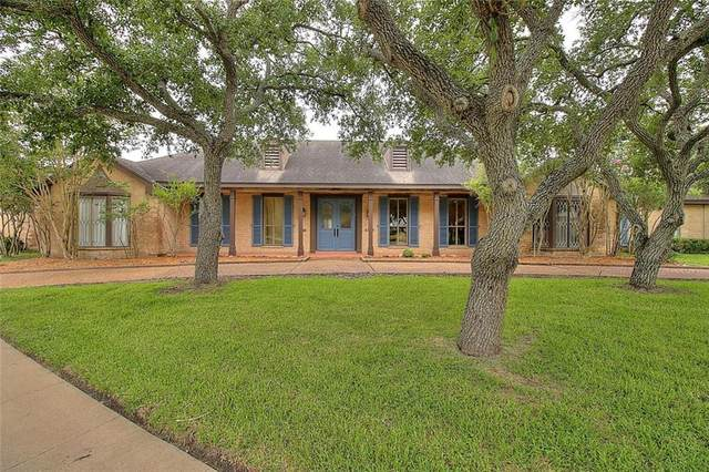 6353 Saint Andrews Drive, Corpus Christi, TX 78413 (MLS #386150) :: KM Premier Real Estate