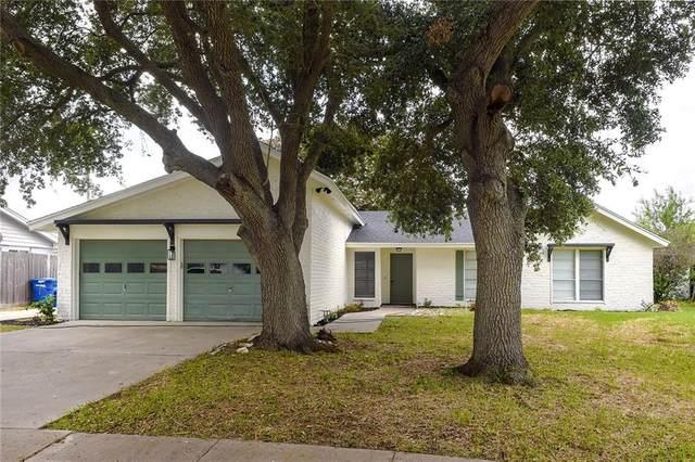 5041 Romford Drive, Corpus Christi, TX 78413 (MLS #386152) :: KM Premier Real Estate
