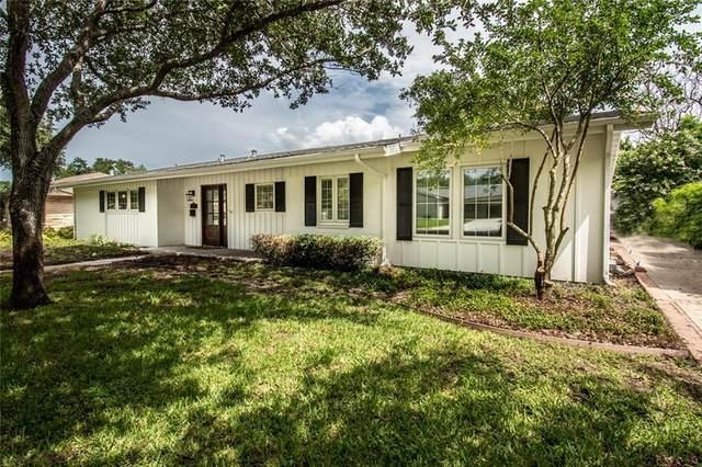 441 Dolphin Place, Corpus Christi, TX 78411 (MLS #386179) :: South Coast Real Estate, LLC